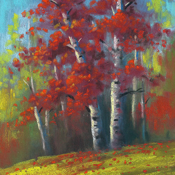 PASTEL - Paintings