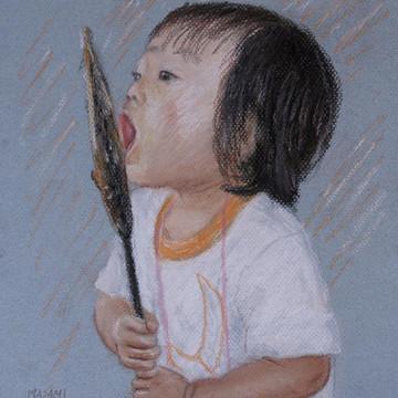 Pastel Portrait Collection
