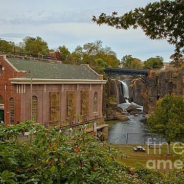 Paterson Great Falls - New Jersey Collection