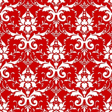 Patterns - Damask Collection