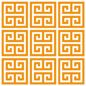 Patterns - Fret & Greek Key Collection