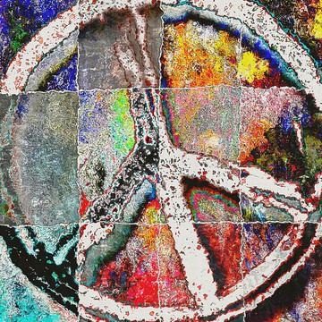 PEACE - Digital Art and Illustrations