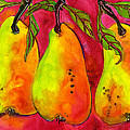 Pear Paintings Collection