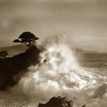 Pebble Beach  Monterey County California