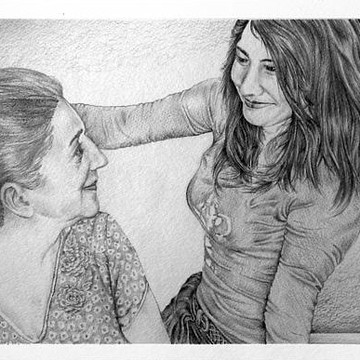 Pencil Drawings Collection