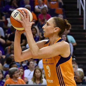 Phoenix Mercury Photography Collection