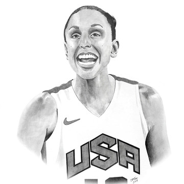 Phoenix Mercury Portraits Collection
