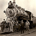 Photographs of Vanished Railroads and Trains Collection