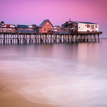 Piers Harbors & Ocean Beaches Collection