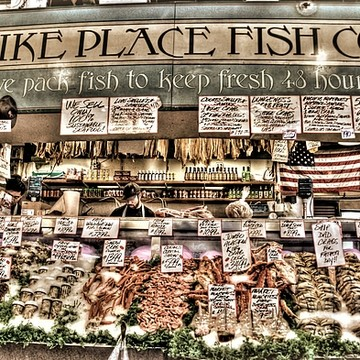Pike Place Market Collection