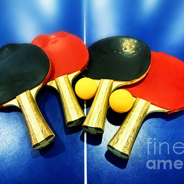 Ping-pong Table Tennis Collection