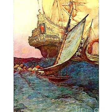 PIRATES TREASURE and SHIPWRECKS Collection