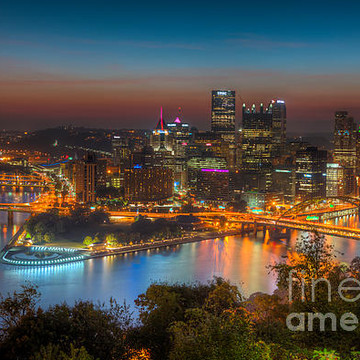 Pittsburgh Cityscapes Collection