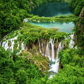 Plitvice Lakes National Park - Croatia Collection