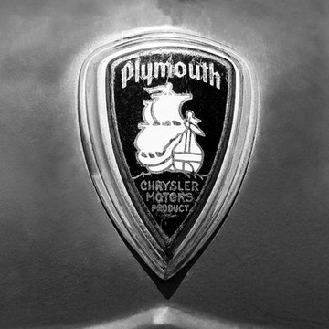 PLYMOUTH - bw - sepia - antique color - antique bw Collection