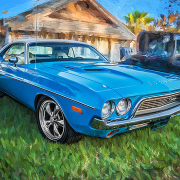 Plymouth Dodge Challengers Charges etc Collection