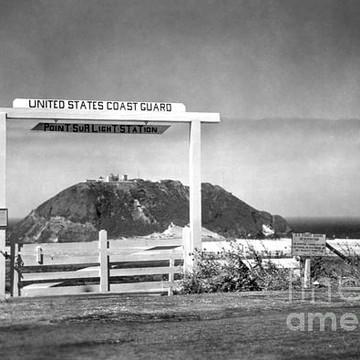 Point Sur Lightstation Big Sur coast  California Collection