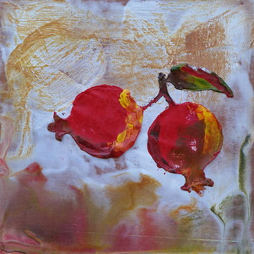 Pomegranates - Rimonim Collection