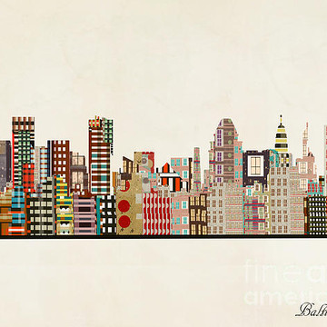Pop City Skylines Collection