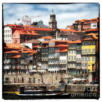 Porto in Color Collection
