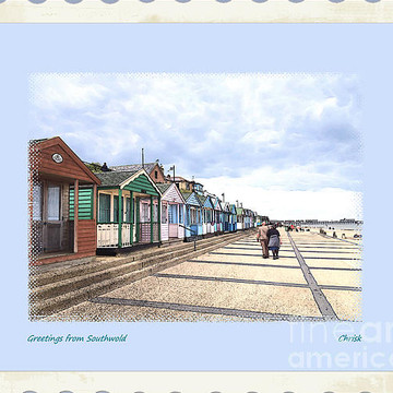 Postcards of Suffolk Collection