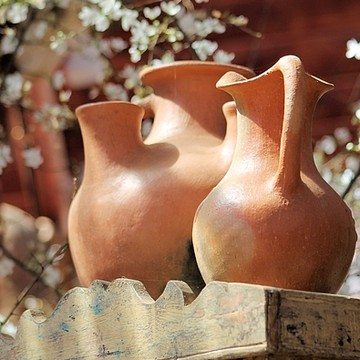 Pots Urns Ect Collection