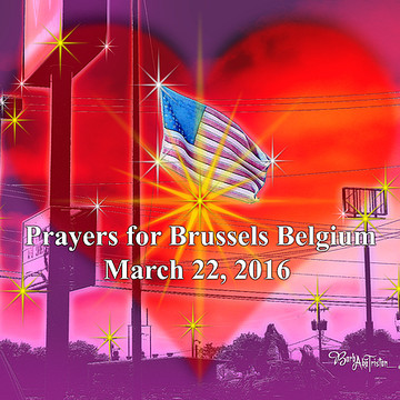 Prayers for Brussels Belgium Collection