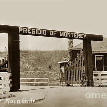 Presidio of Monterey California