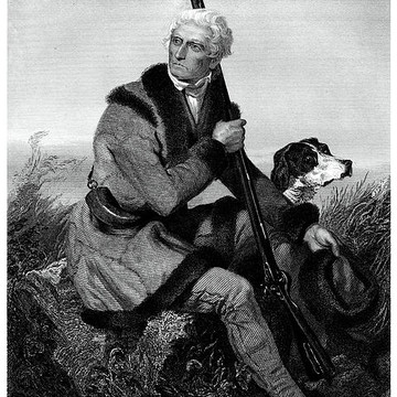 Prints of Celebrated Americans & Early American History Collection
