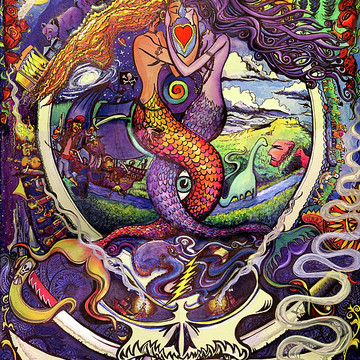 Psychedelic Art Collection