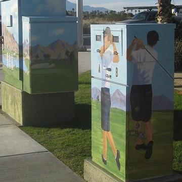 Public Art &  Commissioned Art