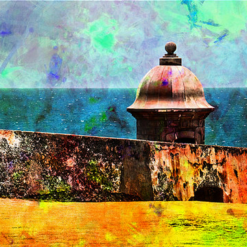 Puerto Rico - The Forgotten Paradise. Collection