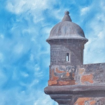Puerto Rico on Canvas Collection