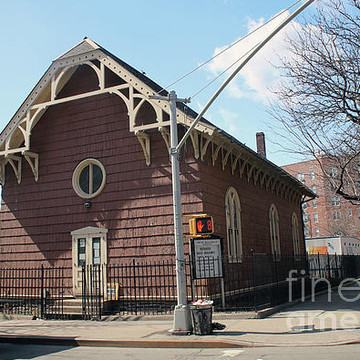 Queens County Houses of Worship Collection