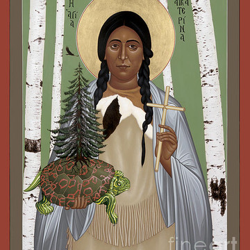 R. Lentz -- Native American Images of Holiness Collection