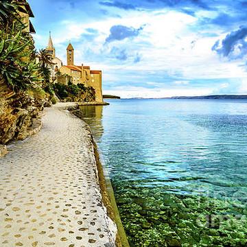 Rab Island Croatia Collection