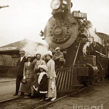 Railroad & Trains Collection