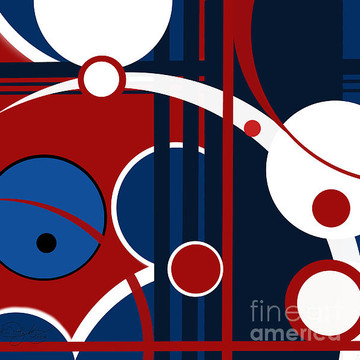 Red White and Blue Collection