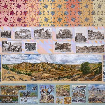 River Mural Collection