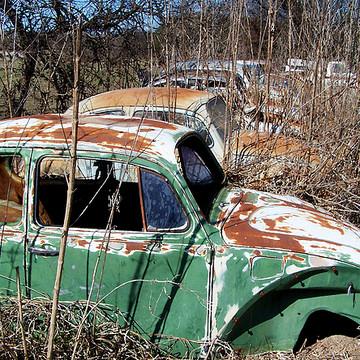 Roadside Rusties Collection