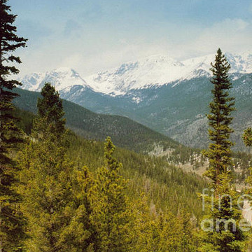 Rocky Mountain National Park and South Central Colorado Photo Gallery Collection