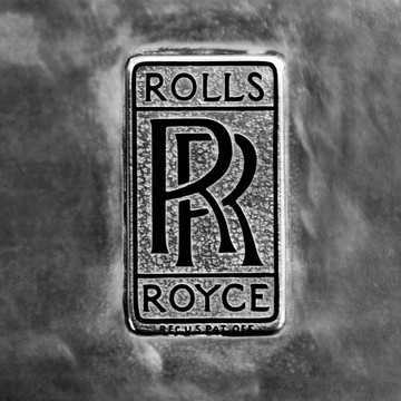 ROLLS-ROYCE - bw - sepia - antique color - antique bw Collection