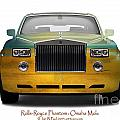 Rolls Royce Car Art Collection