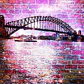 Romancing Sydney Harbour and it
