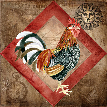 Roosters & Farm Animals Collection