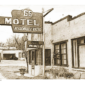 Route 66 - Oklahoma Collection
