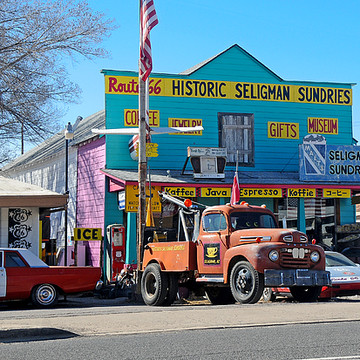 Route 66 Arizona - Photographs Collection