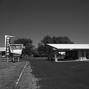 Route 66 B&W - A Special Selection Collection