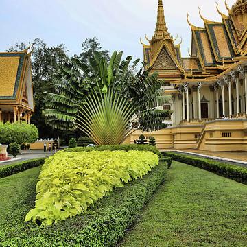 Royal Palace Phnom Penh Collection