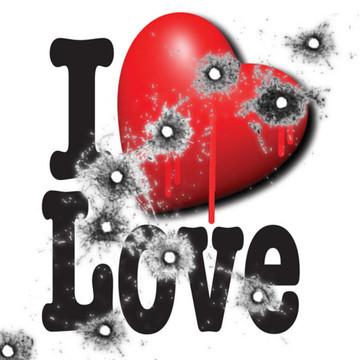 Rubino Heart Series Anti Valentin